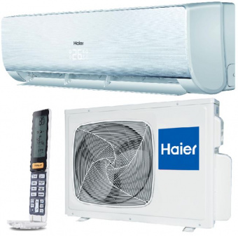 Кондиционер Haier Lightera AS09NS4ERA-W/1U09BS3ERA