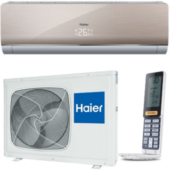 Кондиционер Haier Lightera AS12NS4ERA-Gold/1U12BS3ERA