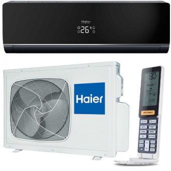 Кондиционер Haier Lightera AS12NS4ERA-Black/1U12BS3ERA
