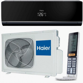 Кондиционер Haier Lightera AS18NS4ERA-Black/1U18FS2ERA
